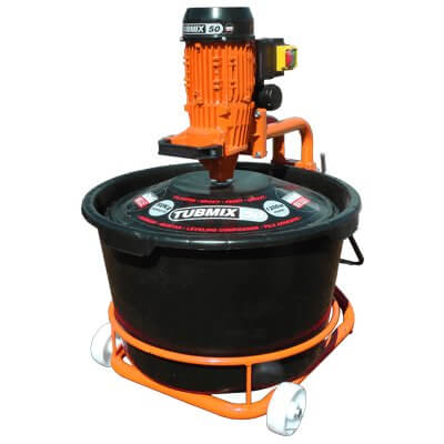 Forced Action Resin Mixer - 110v Electric